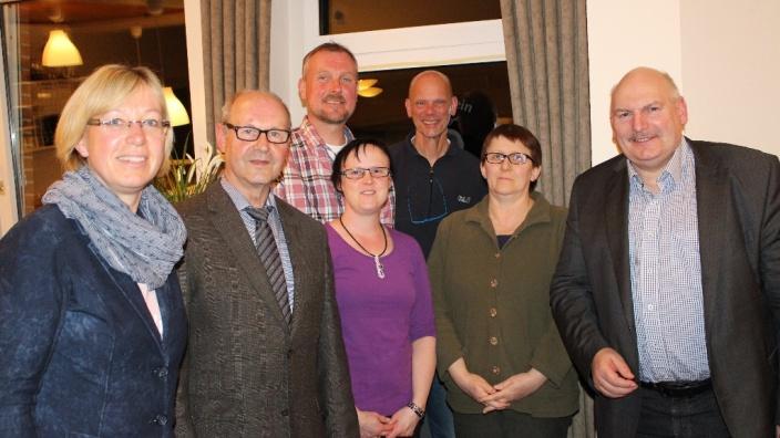 Neuer CDU-Vorstand OV-Eggebek